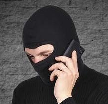 Telefoon oplichter
